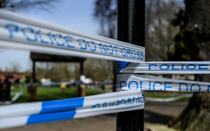 United Kingdom police say no health concern after Salisbury incident