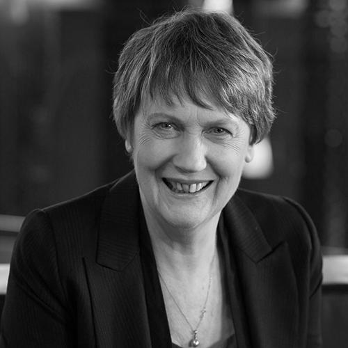 Helen Clark portrait