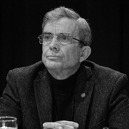 Sir Bruce Ferguson portrait