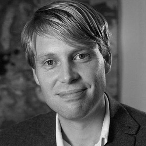 Rory Cormac portrait