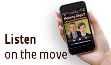 Listen on the move with the Radio New Zealand for iPhone & Android