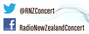 On Facebook: RadioNewZealandConcert, and on Twitter: @RNZConcert