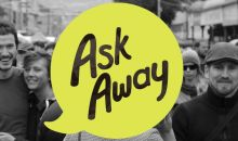 Ask Away on The Wireless