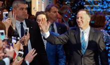 Eight audacious election moments