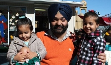 The first Sikh early childhood centre in the country.