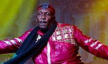 Jimmy Cliff at Bluesfest by Paul Smith