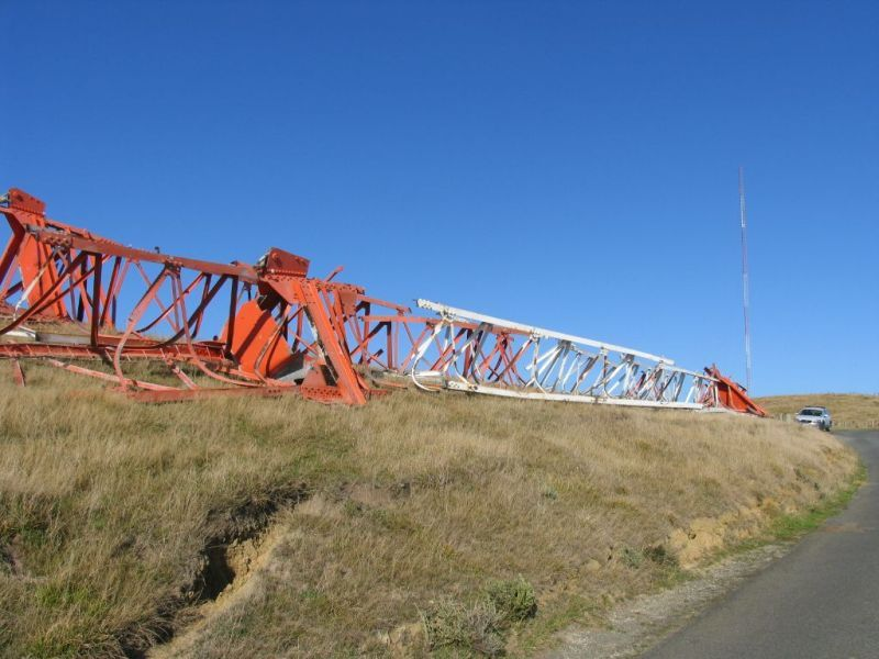 Titahi Bay Transmitter Site | A Gallery from None (National