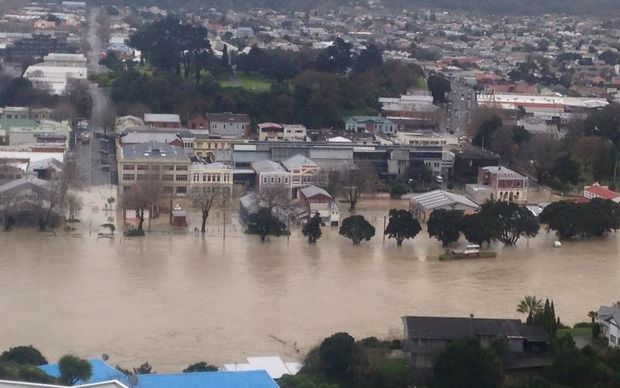Nz News Update: Extent Of Flooding Damage Unknown
