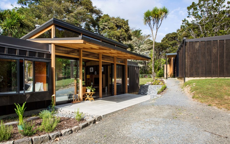 small house living with catherine foster