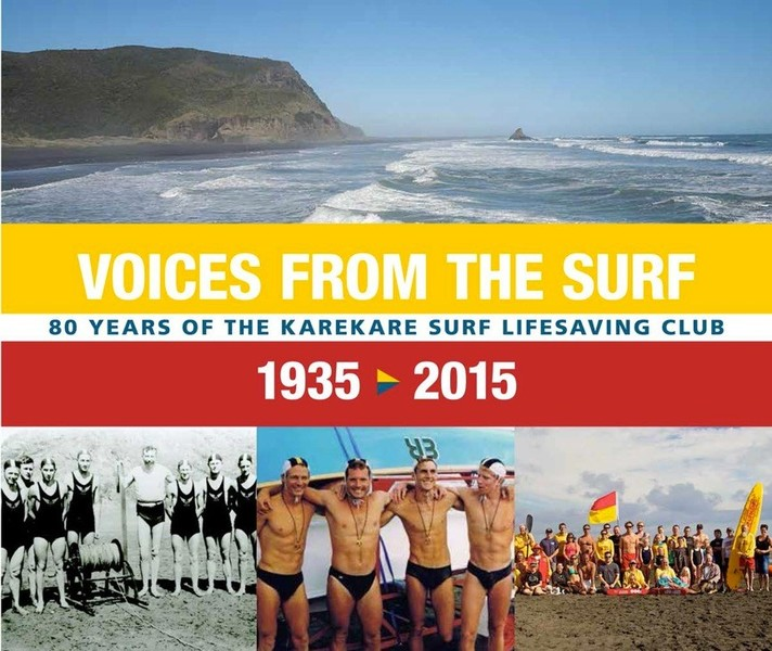 Full voices from the surf