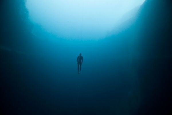 Image result for dean's blue hole adam freediver