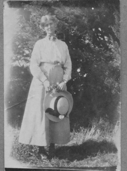 Grace Oakeshott