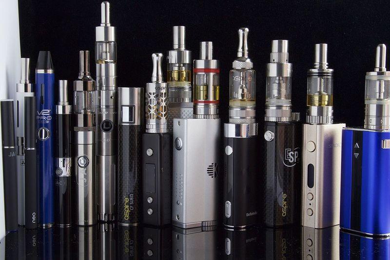 Battery for e cigarette