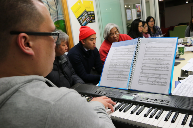 Angelic Acapella - The Wellington Filipino Community Choir | RNZ