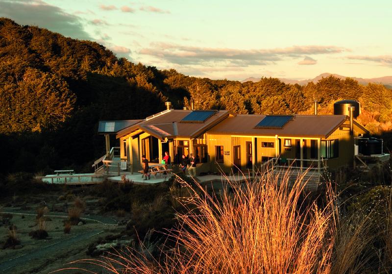 nz 39 s best backcountry huts. Black Bedroom Furniture Sets. Home Design Ideas