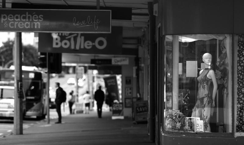 King street sex shop