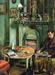 Vanessa Bell Interior with Duncan Grant