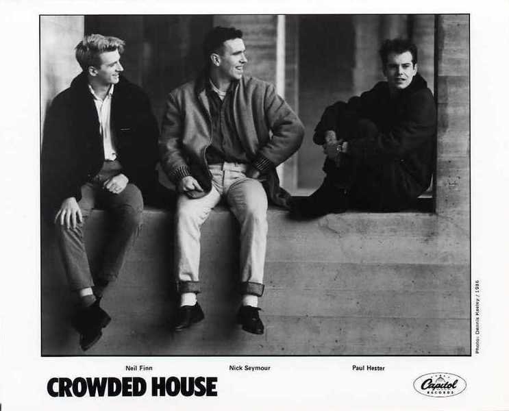 Marvelous Crowded House A 30Th Anniversary Retrospective Part 1 Rnz Download Free Architecture Designs Terchretrmadebymaigaardcom