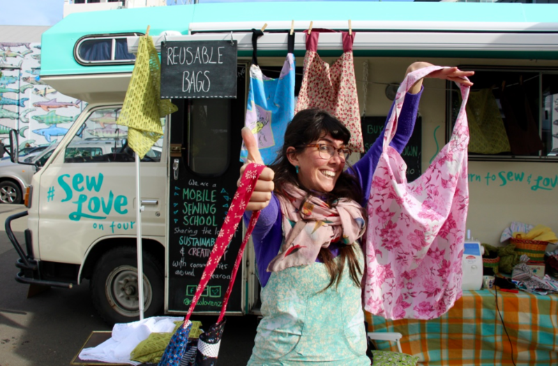 Full sarah sew love at welly harbourside market