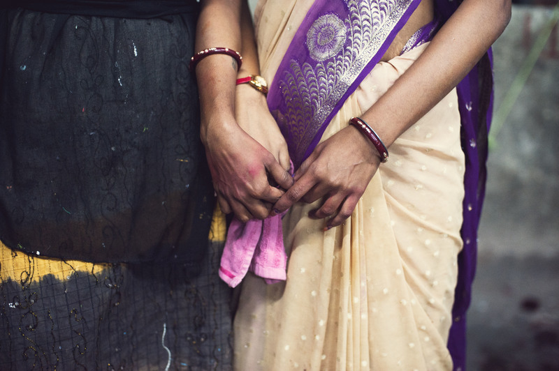 Collecting the stories of Kolkata sex workers