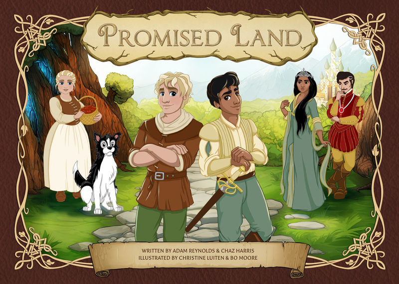 Promised Land: a gay fairy tale | RNZ