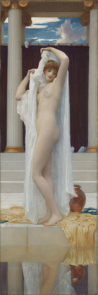 Full 1. frederic leighton the bath of psyche