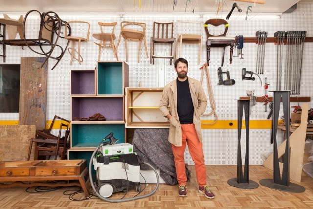 Martino Gamper   100 Chairs For 100 Days