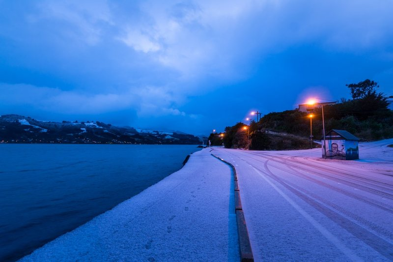 Cold snaps: South Island snowstorm in pictures   RNZ News