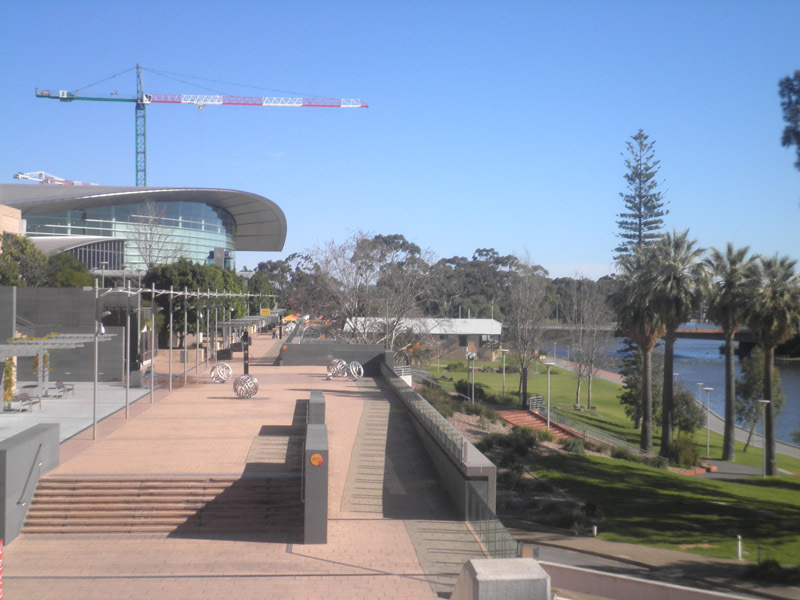 Full adelaide convention centre
