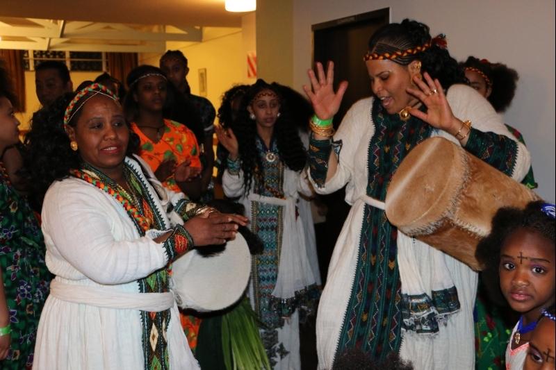 Ashenda! Ethiopians celebrate women