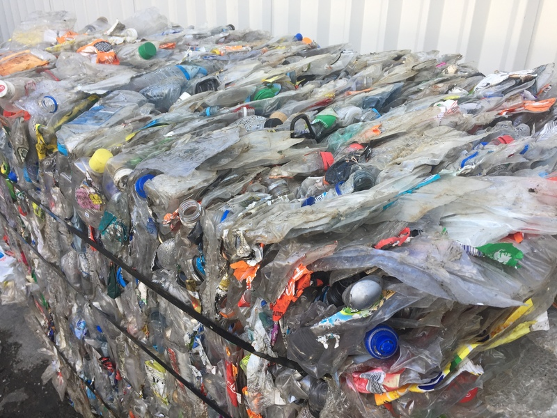 NZ's first plastic bottle recycling plant | RNZ