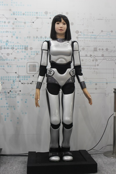 Miim the HRP-4C humanoid robot weighs 43kg and mimics human movement. Developed by the National Institute of Advanced Industrial Science and Technology ...  sc 1 st  Radio NZ & The future of AI and robotics | RNZ