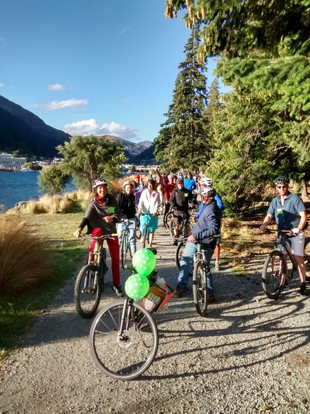 Cycle speed dating queenstown