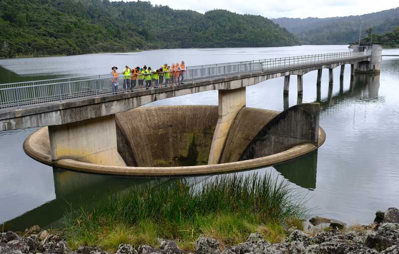 the dams that supply auckland s water rnz