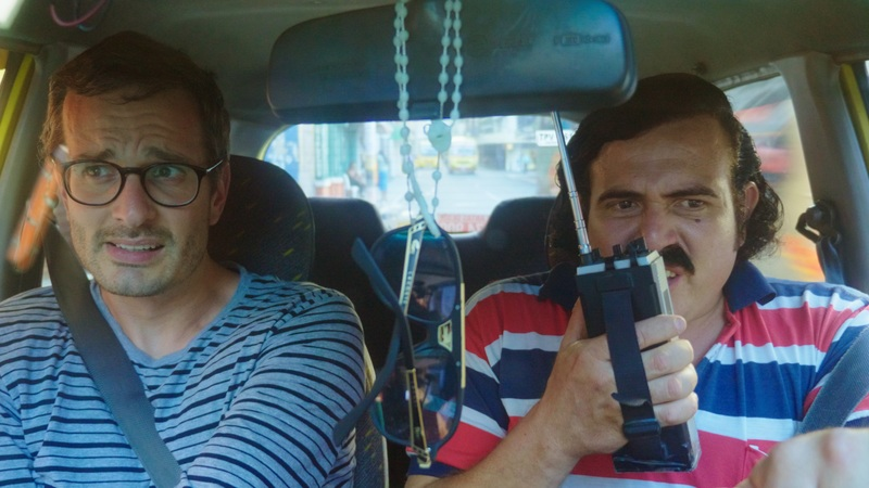 Full david farrier on a tour with a pablo escobar impersonator in columbia
