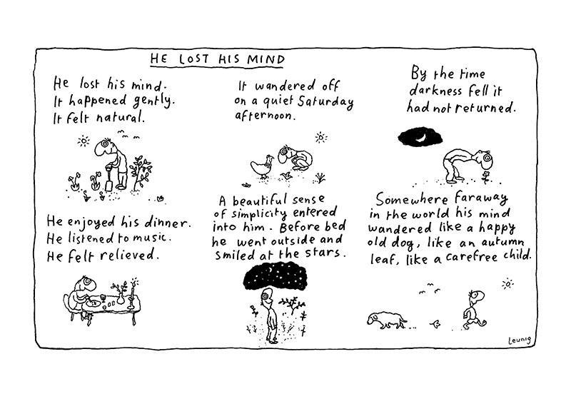 Cartoonist Michael Leunig: 'simplicity is beautiful' | RNZ