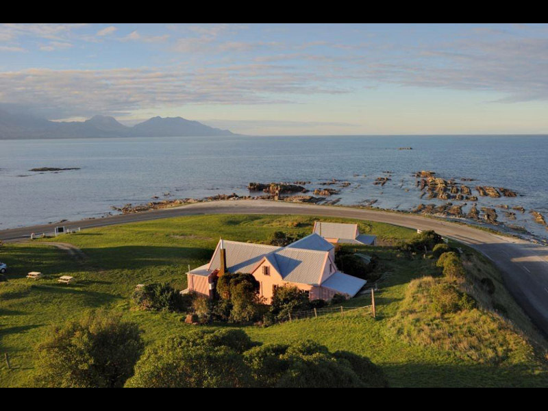 Full fyffe house 14 october. fyffe house looking north towards cook strait jpg