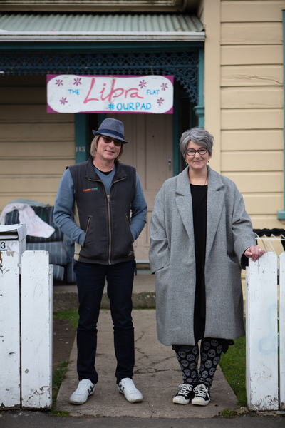 Sarah Gallagher: Scarfie flats phenomenon | RNZ