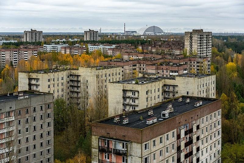 Sound Archives: Chernobyl   RNZ