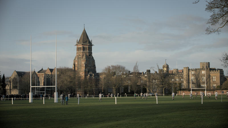 Steven O'Meagher: The Story of Rugby | RNZ