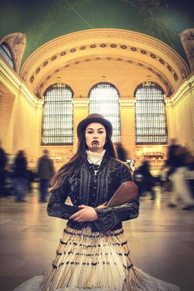 Taaniko at Grand Central, NYC