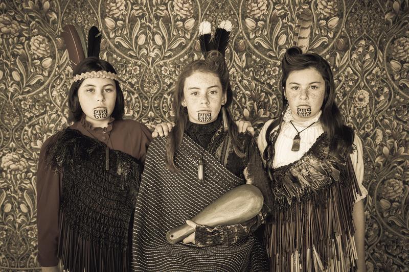 Bobbi-Jo, Dyllan-Rae and Paige-Tayla