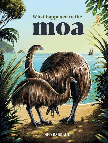 Full ned what happened to the moa cover