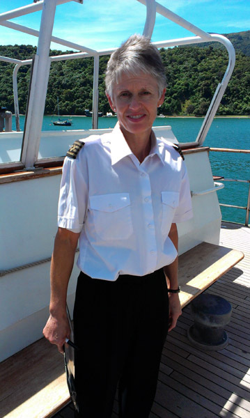 Full captain barbara campbell of the lord nelson