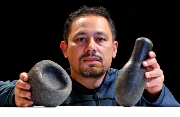 Stories behind ancient taranaki maori rock art revealed