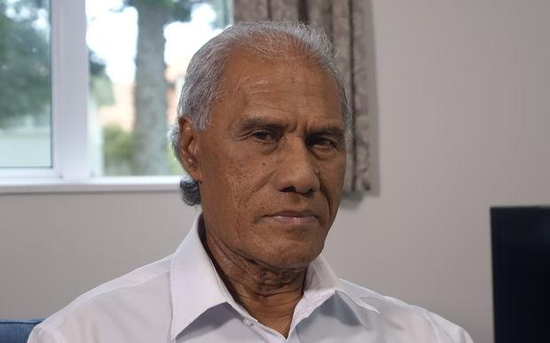 Tongan Prime Minister 'Akilisi Pohiva.