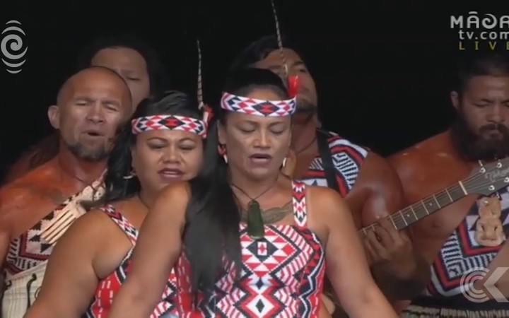 Kapa Haka performers shake stage on Day One of Te Matatini