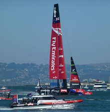 Emirates Team NZ.