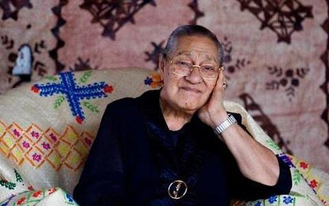 The late Queen Mother of Tonga, Halaevalu Mata'aho, died in Auckland in February. She was 90.