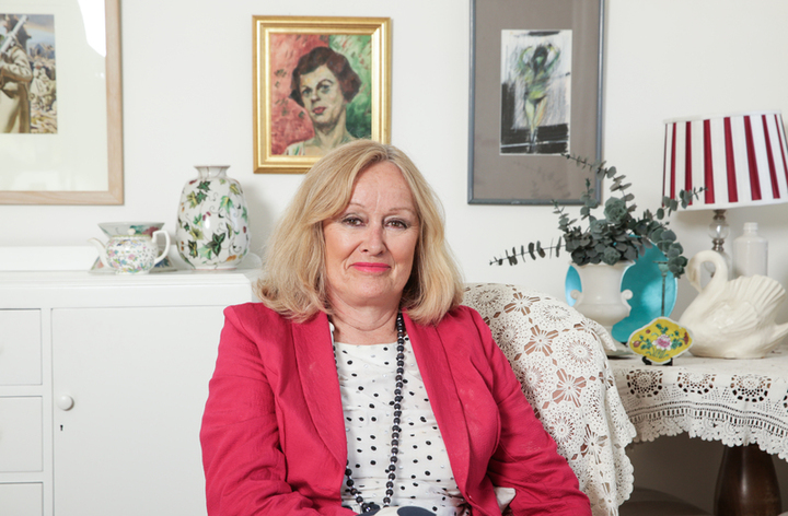 Sue Kedgley is an activist and feminist who was a leader the Woman's Liberation movement in Auckland, New Zealand during the 70's and is still active today.